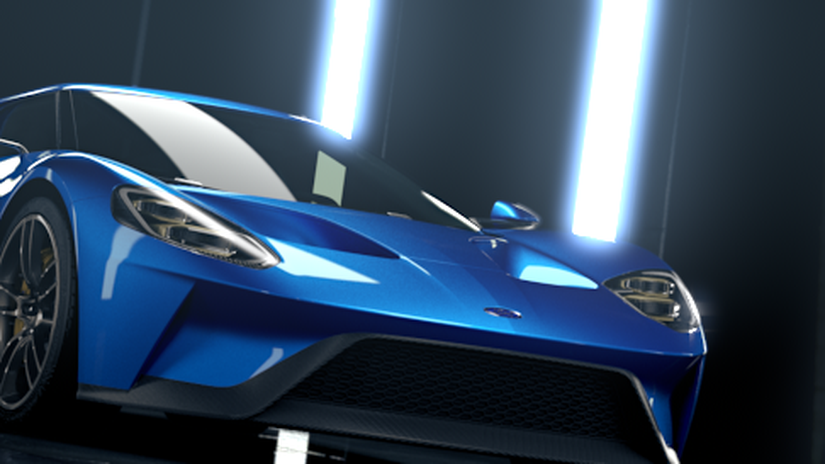 Corona Renderer and The 2016 Ford GT