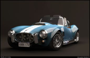 Shelby Ac-cobra
