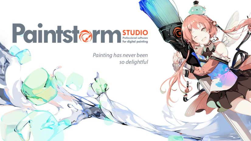 Paintstorm, un nuovo software per il painting digitale