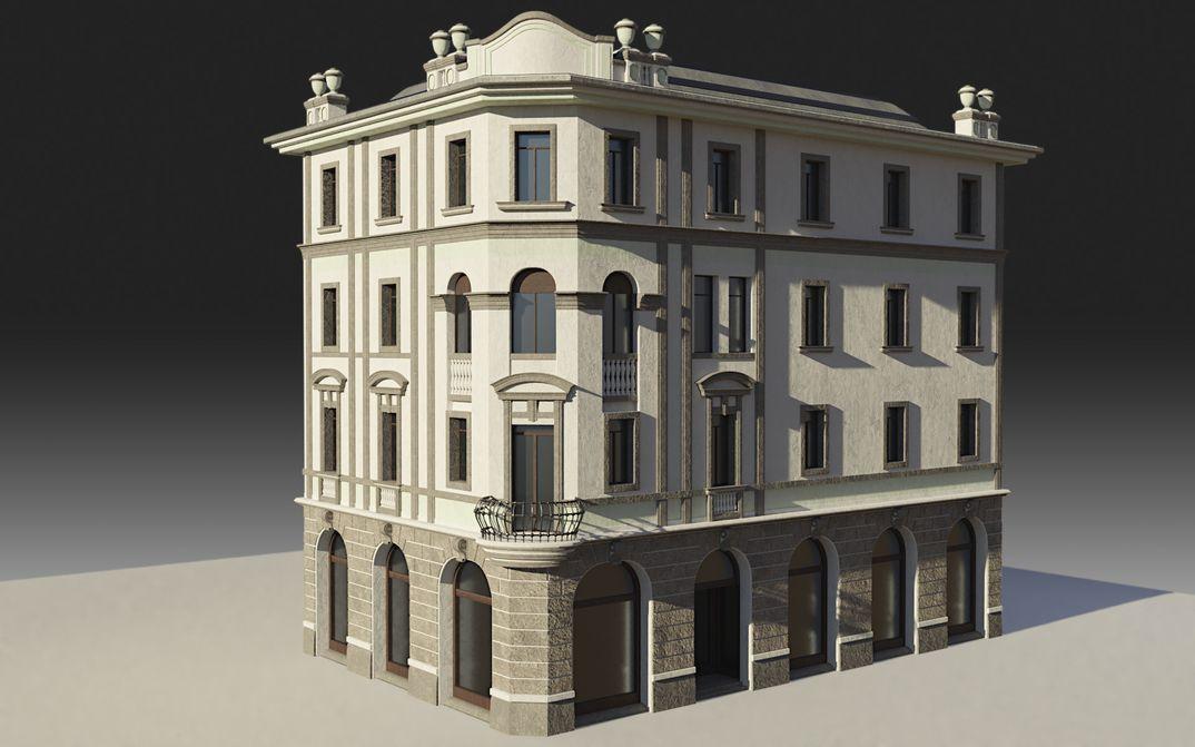 Edificio inizio '900