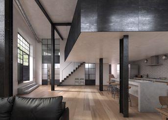 Casa-studio a Londra