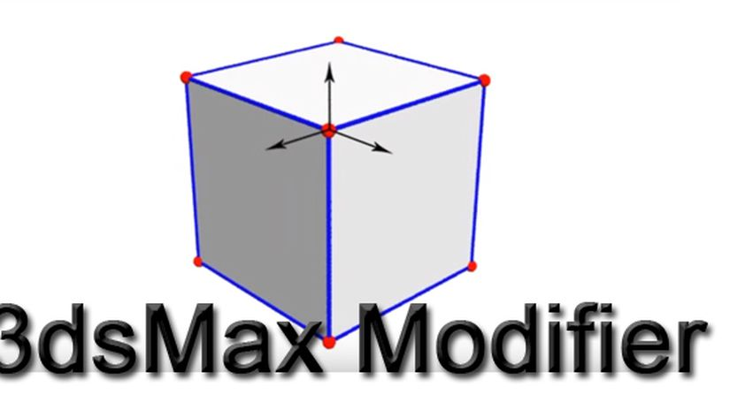 Some Modifiers in 3dsMax