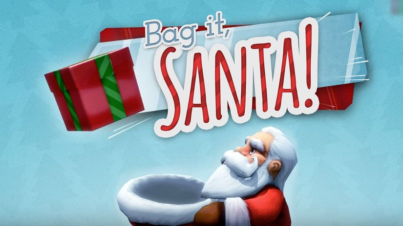 Bag it, Santa! - Il gioco di Natale in Augmented Reality