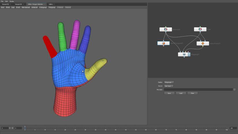Wrap 3.03 - dalla scansione 3D alla mesh perfetta