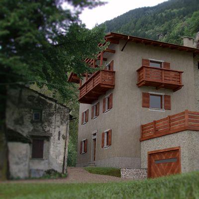 Restauro abitazione rurale