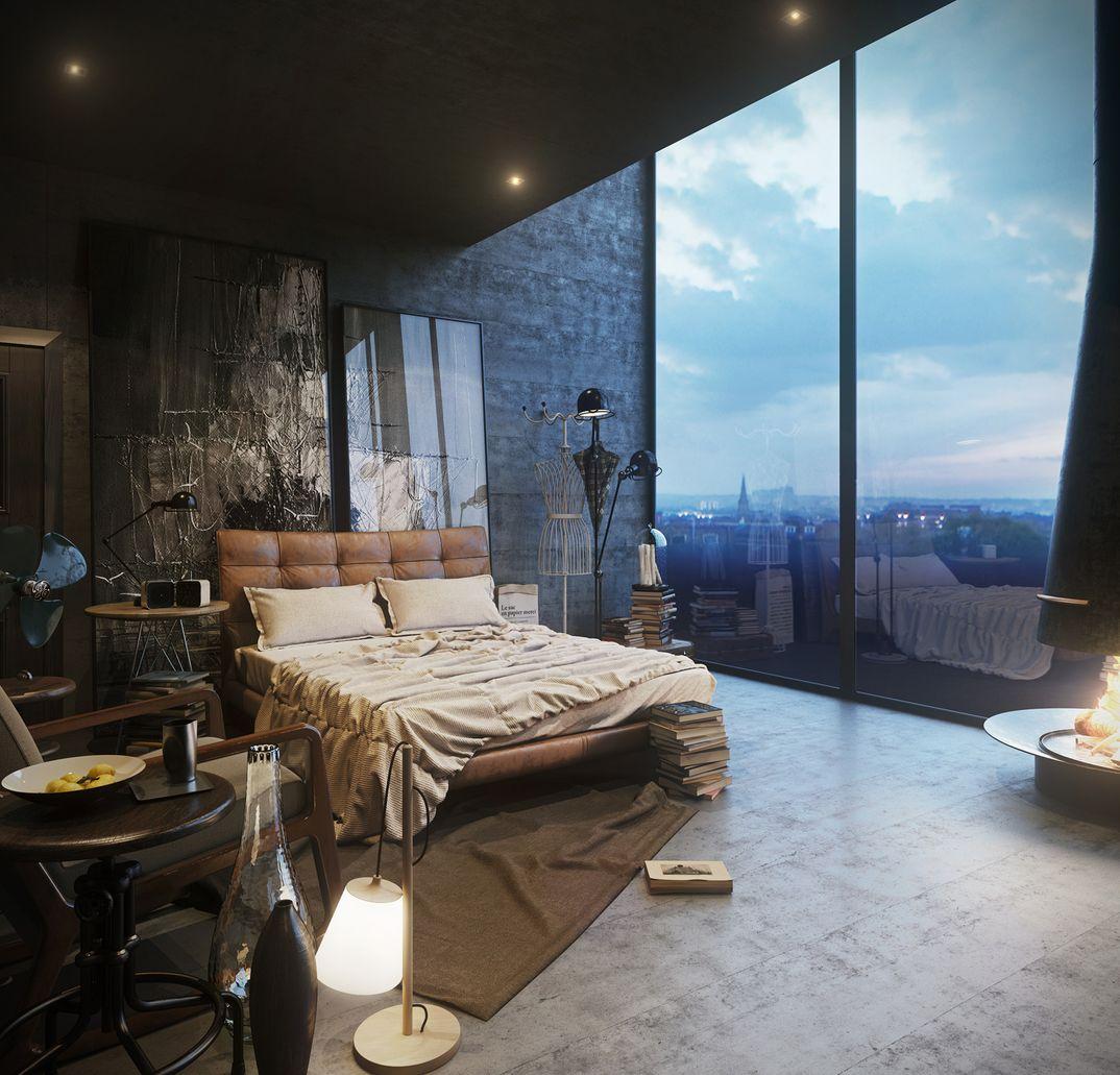 Contrate Bedroom