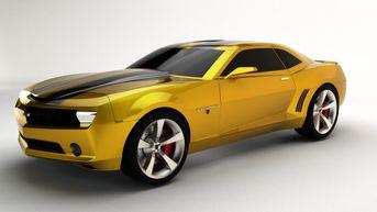 Chevrolet Camaro SS Concept 2008