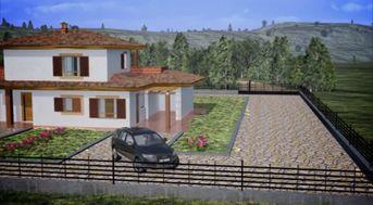 Villa in Vue xStream con Environment 3D