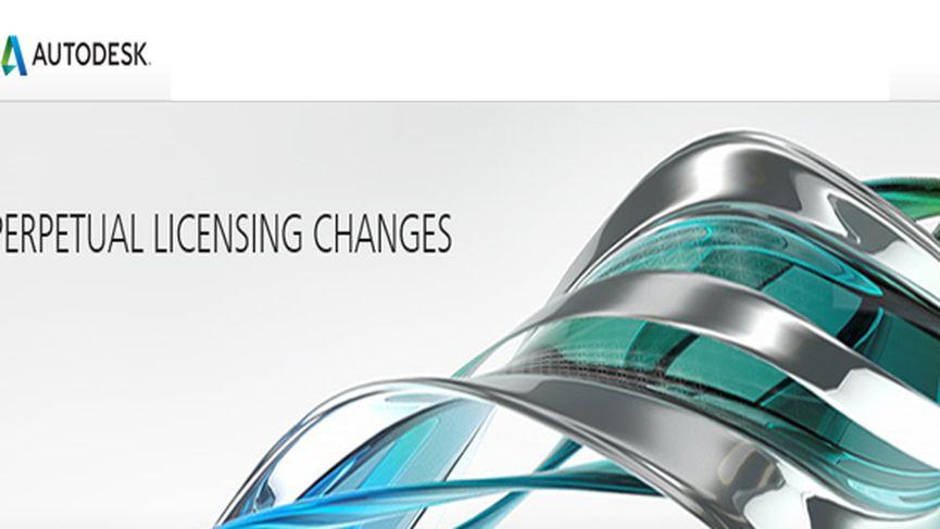 Dettagli da Autodesk per il cambio delle licenze perpetue alle versioni a noleggio