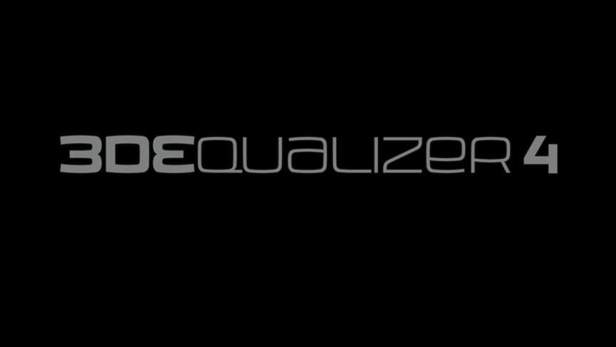 3DEqualizer4 Release 5