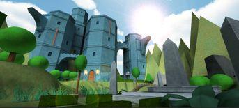 Toon Fantasy Environment - Unity Asset
