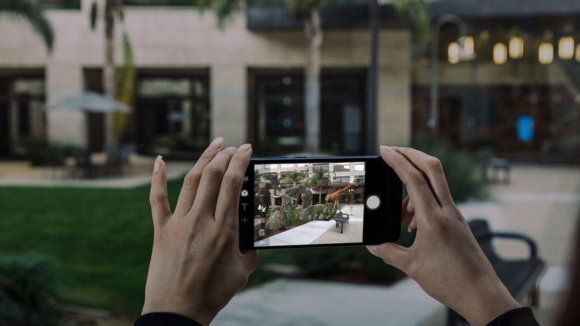 Realtà aumentata in arrivo su tutti i cellulari Android?