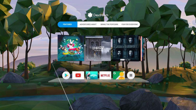 Google Daydream 2.0