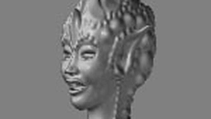 Tutorial: Modellazione Di Una Testa Aliena Con Zbrush