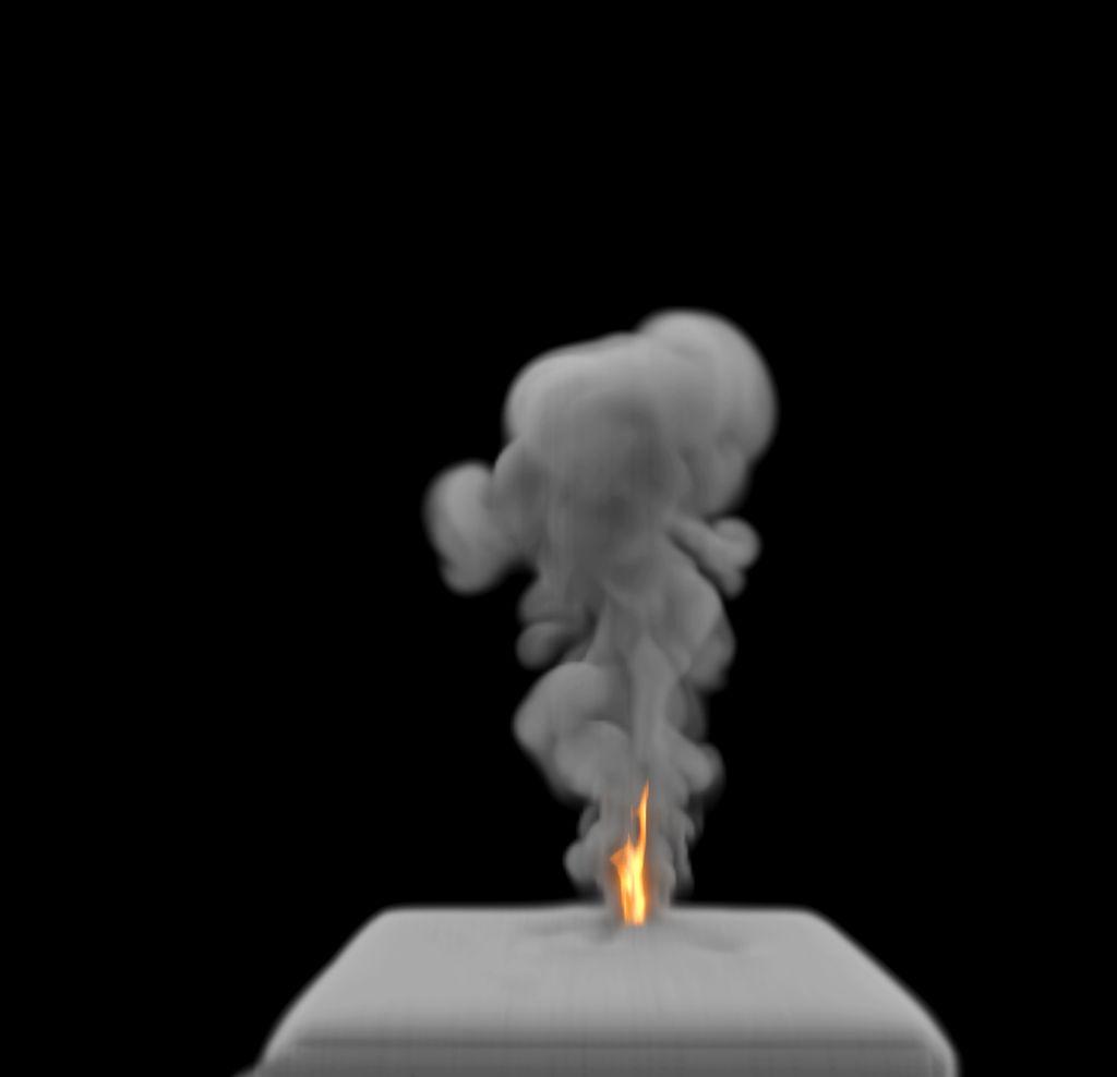Test Esplosione 1