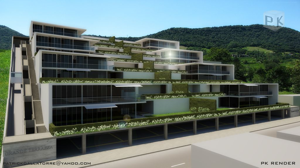 Appartamenti Mendrisio (Svizzera)