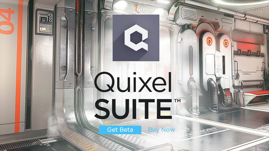 Quixel Suite: Open Beta