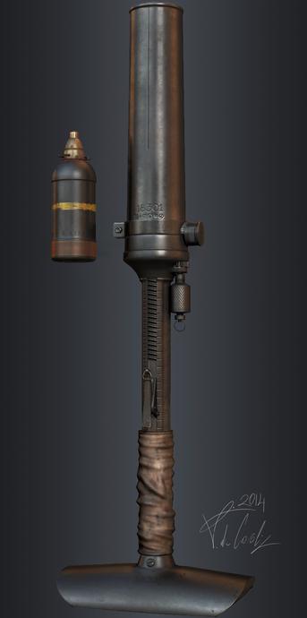 Lanciagranate tipo 89