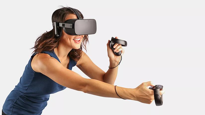 Oculus Touch: Rift inizia la sua rincorsa a HTC Vive