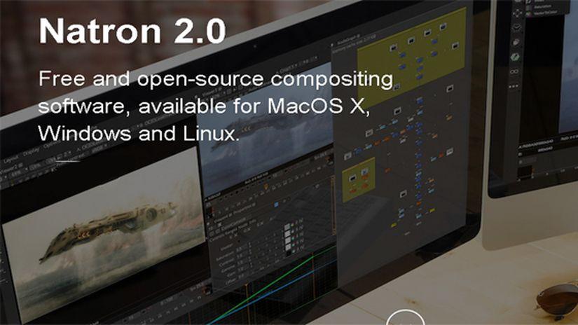 Natron 2.0 RC1