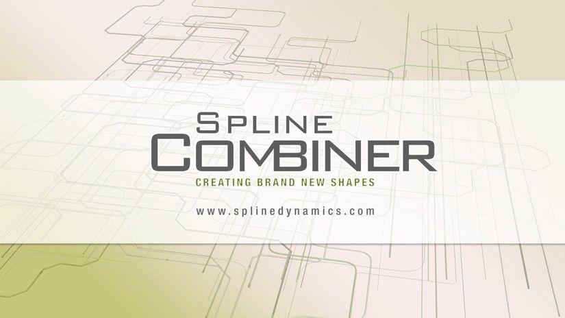 Spline Combiner 1.01 per 3ds Max
