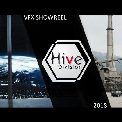 Hive Division VFX showreel 2018