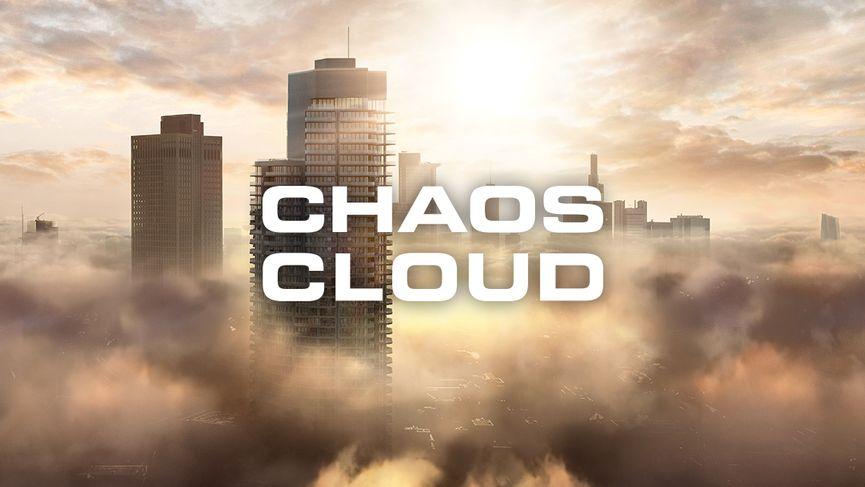 Chaos Cloud: rendering alla velocità della luce con un solo click