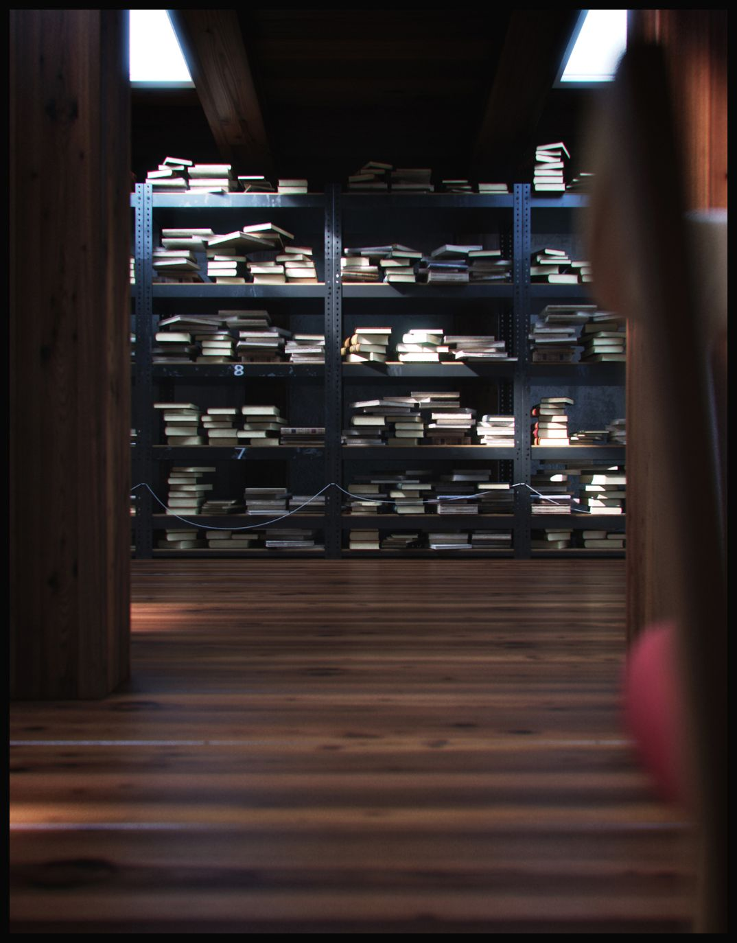 Attic_Library