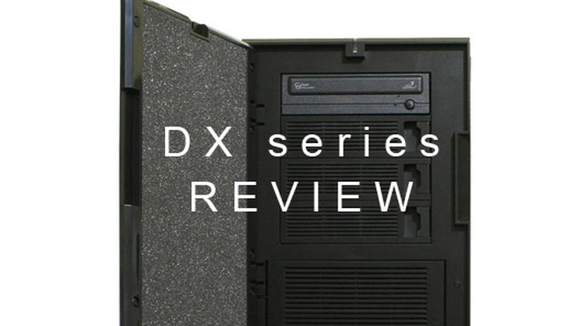 DX WORKSTATION - REVIEW