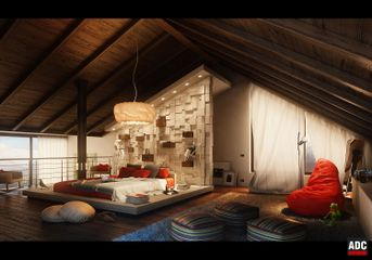 Villa Bonafe - Camera da letto