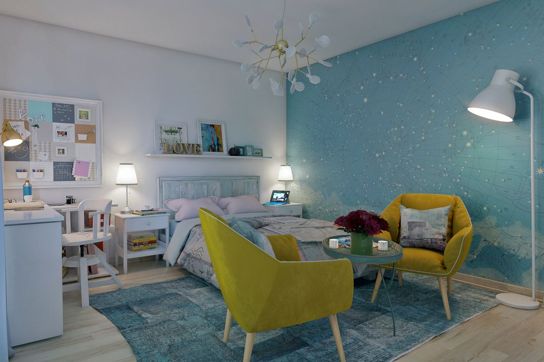 Camera da letto App.Miljakovac - Спаваћа соба Миљаковац