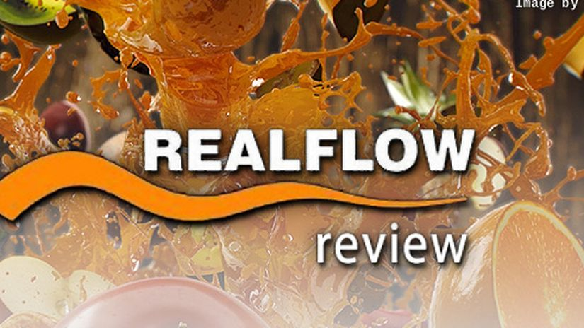 RealFlow 2013 review