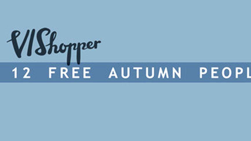 12 free autumn people