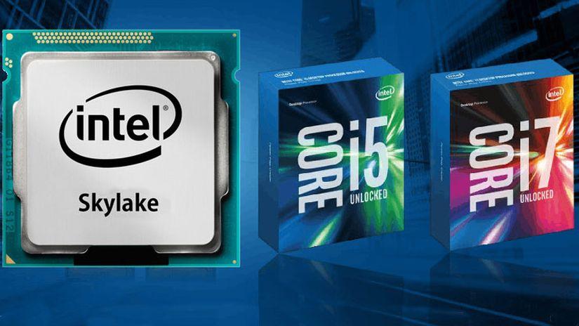 Bug nelle CPU intel Skylake