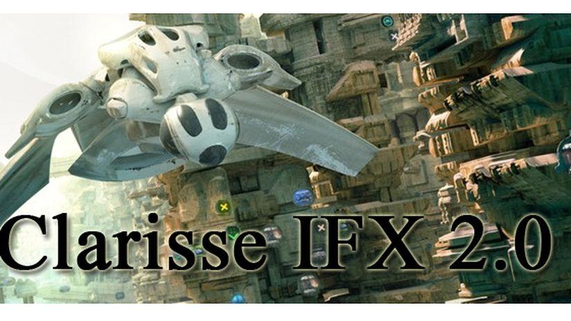 Clarisse IFX 2.0