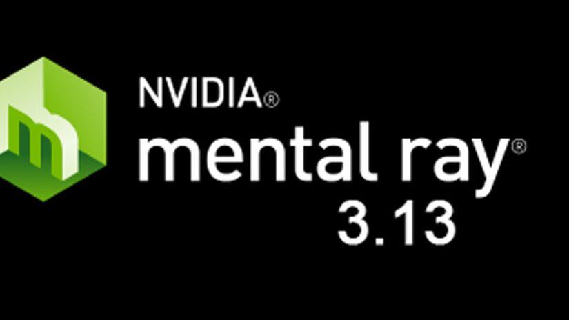 MentalRay 3.13