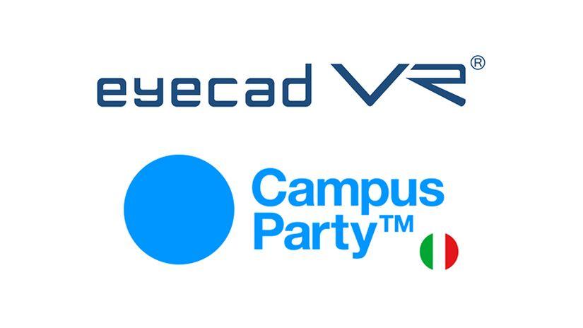 #CPIT1 - Eyecad VR scontato del 20% in occasione di Campus Party