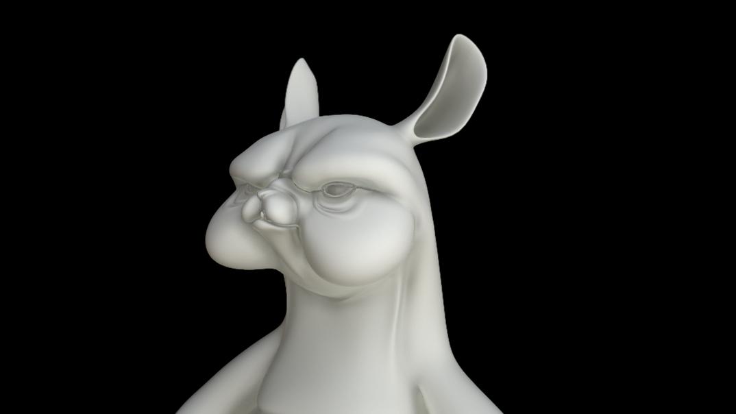 Angry Buddy