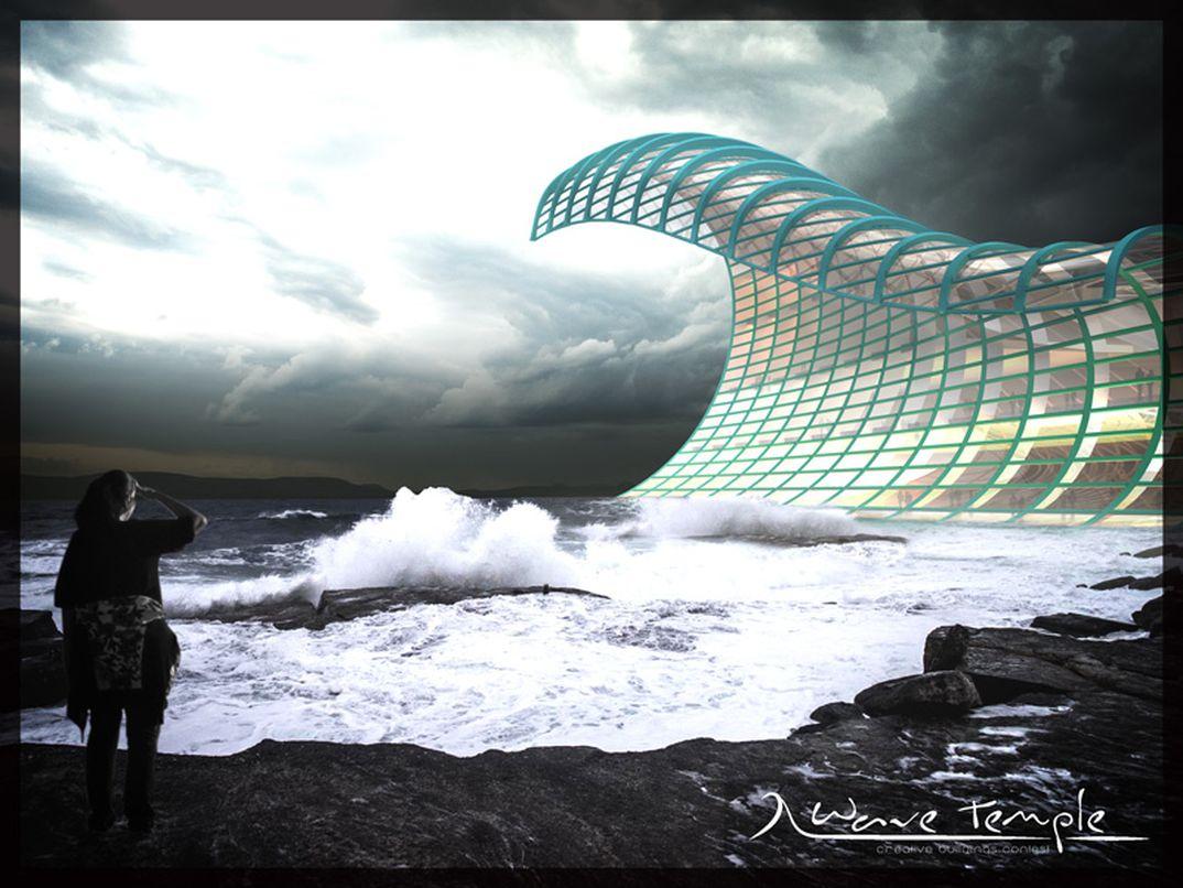 Wave_Temple