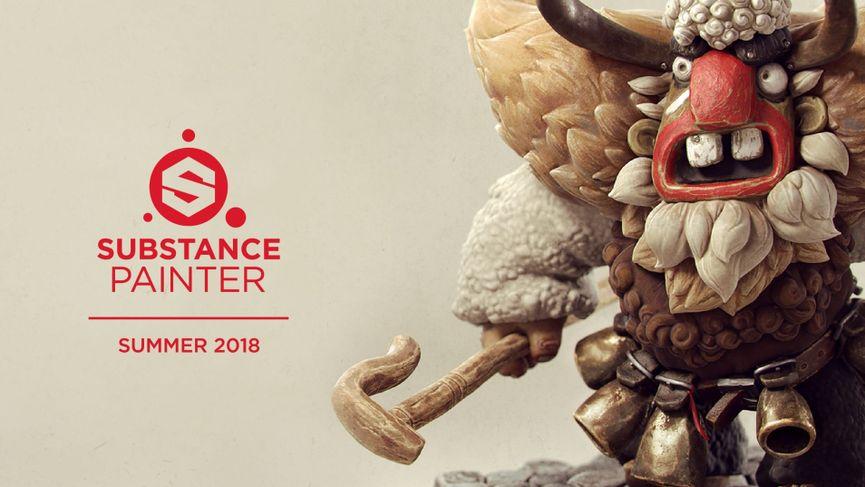 Substance Painter Summer Release