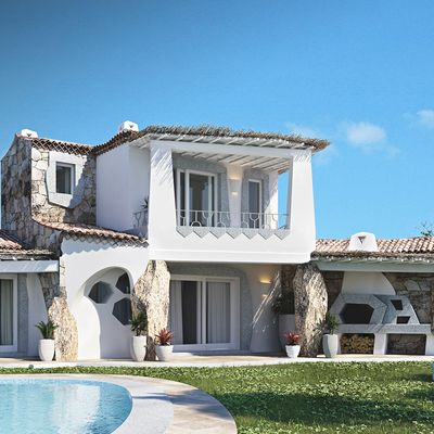 Nuova Villa a Pittulongu (OT)