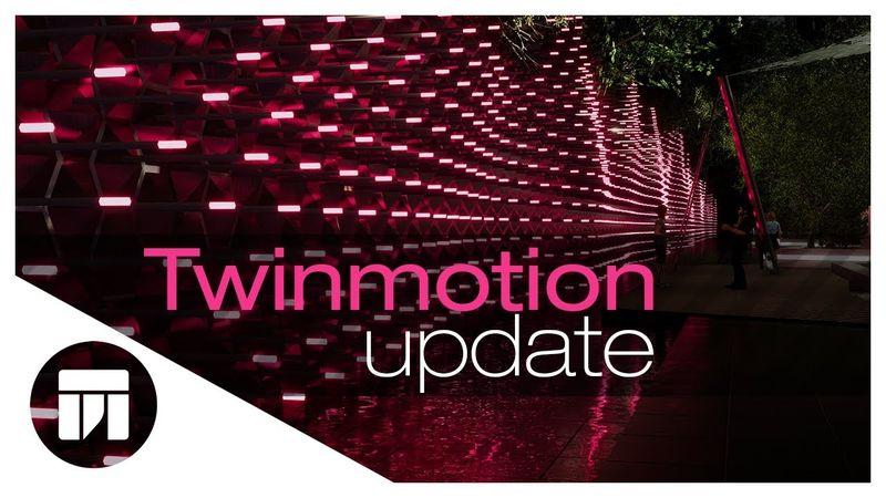 News twinmotion - Grafica 3D