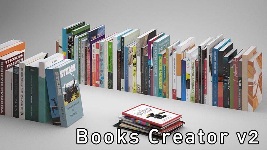 BOOKS CREATOR V2