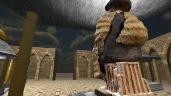 2014/04 Ebla, Museo Virtuale (Siria) Elaborazione in Remoto
