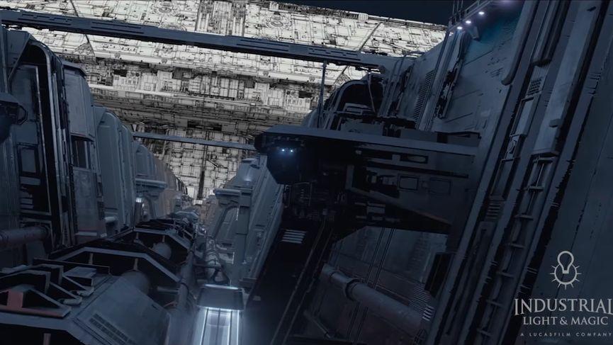 Star Wars: The Force Awakens - VFX Breakdown by ILM
