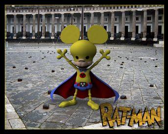 Ratman!