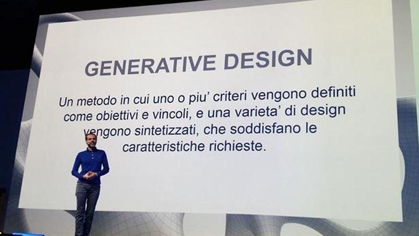 3D STORIES #2 - Generative Design: la progettazione del futuro