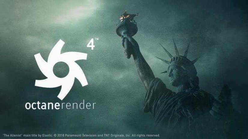 OTOY rilascia OctaneRender 4