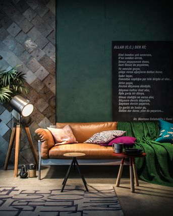 Rustik Livingroom