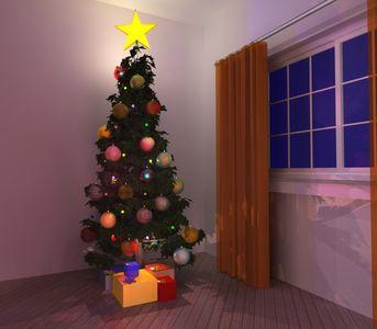 Oggi Ho Fatto L'albero Di Natale